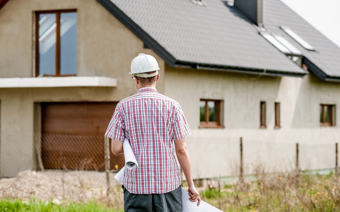 Verschillende beroepen in de bouw