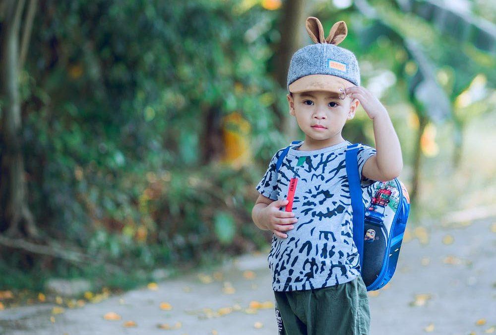 Wat heeft je kindje nodig op de eerste schooldag?