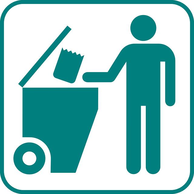 Hoe is het ophalen van afval geregeld in Etten-Leur?
