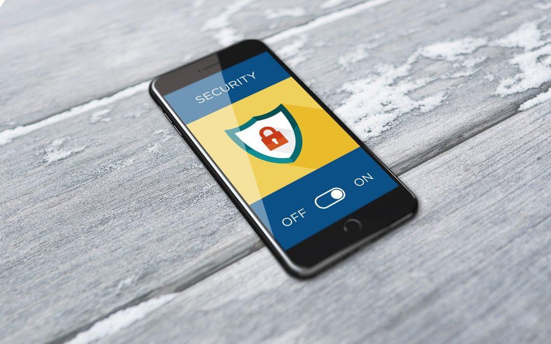 Hoe houd je je telefoon zo veilig mogelijk?