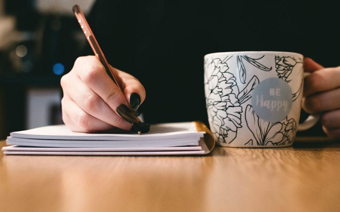 3 redenen om meer te schrijven