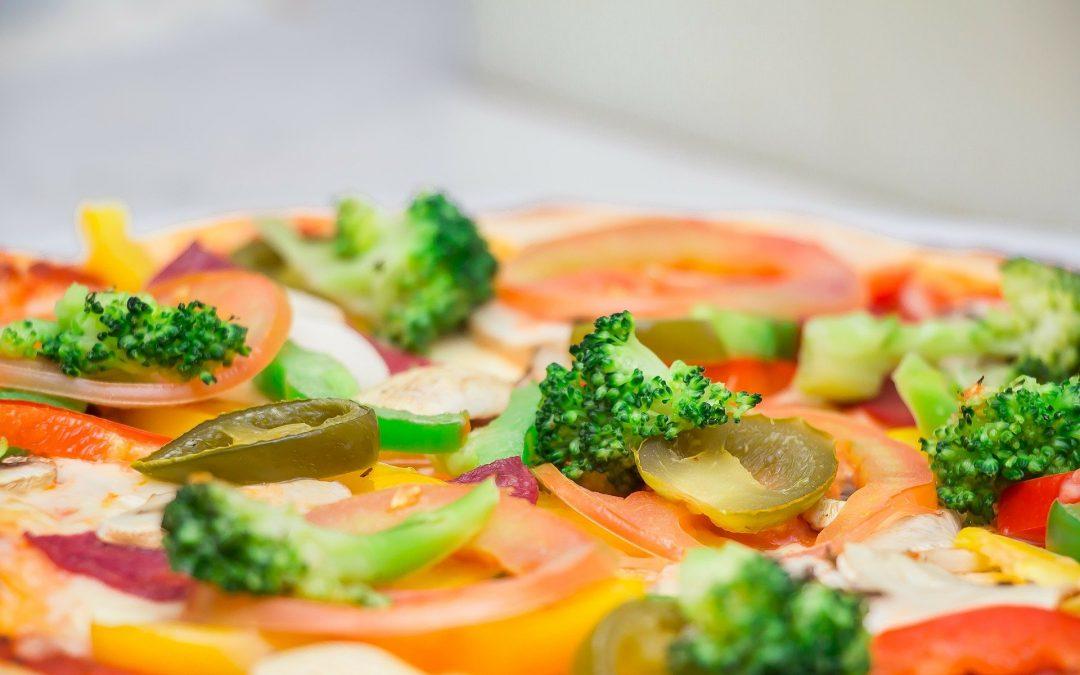 Zo maak je een lekkere vegetarische pizza